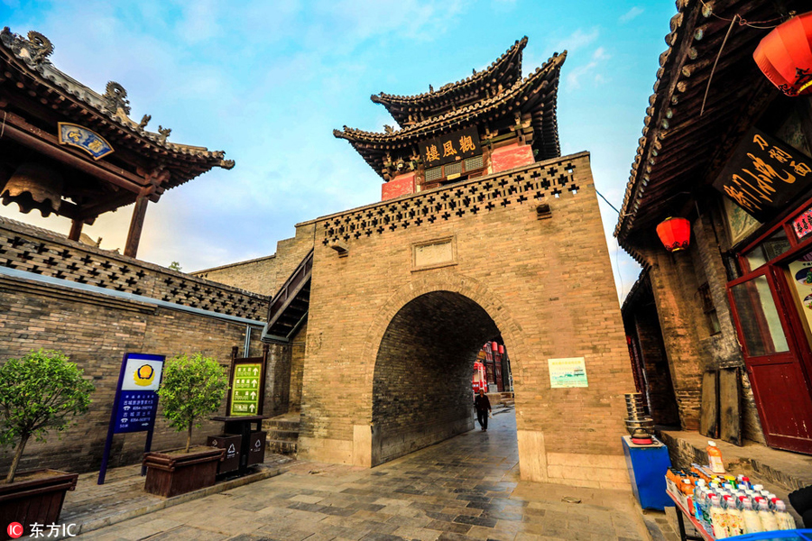Date-with-Pingyao-Ancient-City-In-Spring-1