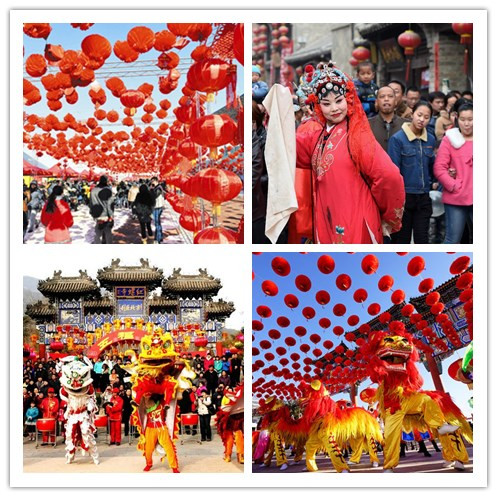Spend Your Spring Festival in Chongqing(Ⅱ)-1
