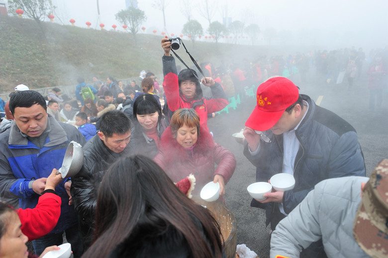 Spend Your Spring Festival in Chongqing(Ⅱ)-2
