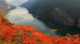 Map-of-Gorgeous-Sceneries-Along-Yangtze-River