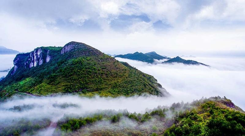Zhuoshui - The Next 5A Tourist Attraction-7