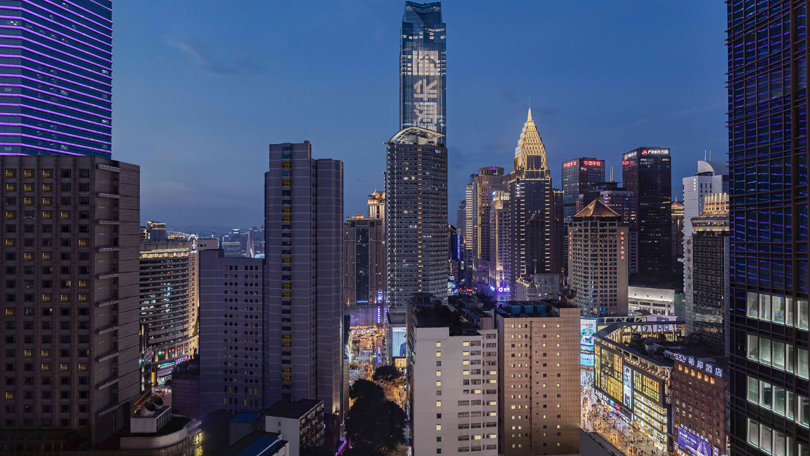 Marriott Executive Apartments opens in Chongqing