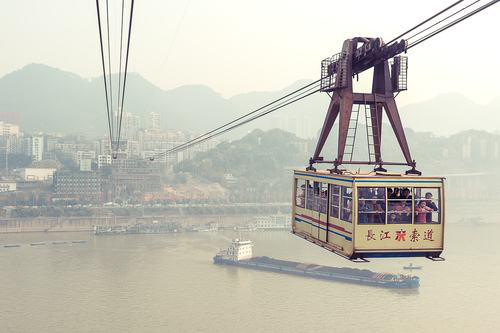 Yangtze River Cableway Sightseeing Bus Is Available Now!-2