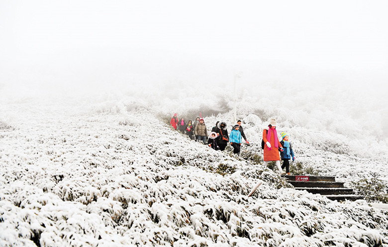 When Chongqing Citizens Meet Large-scale Snowfall Like This-3