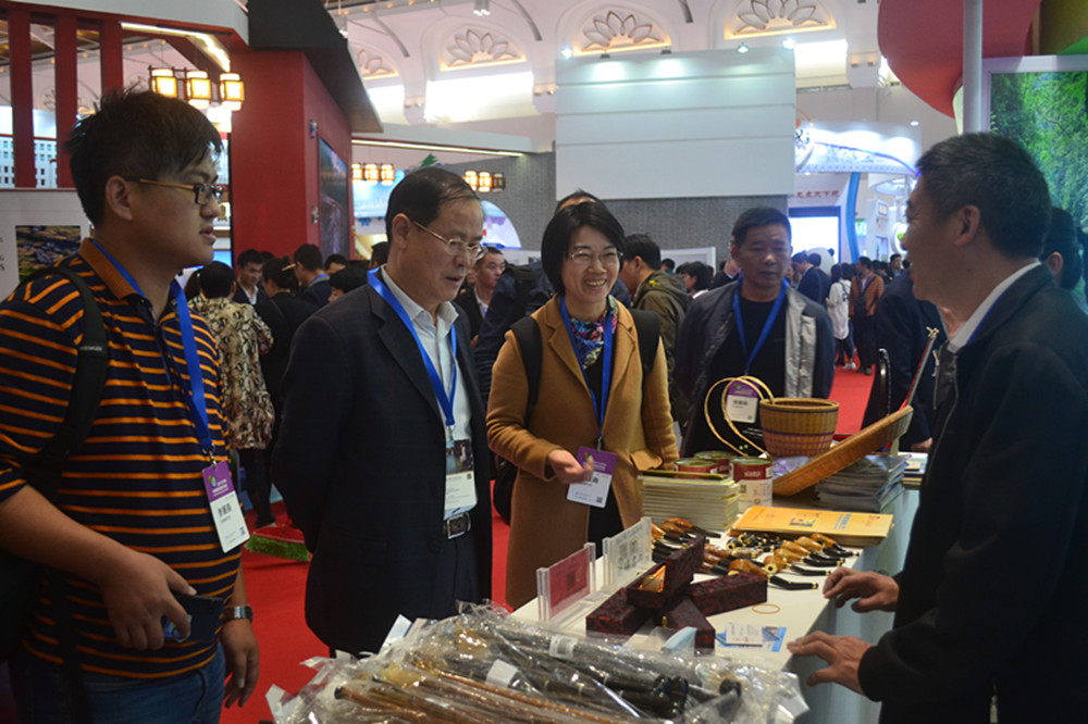 Chongqing Tourism participate in 2017 China International Tavel Mart in groups-2